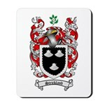 Strickland Coat of Arms Mousepad