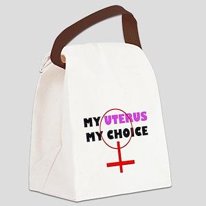 My Choice Canvas Lunch Bag