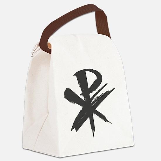 Cute Ro Canvas Lunch Bag