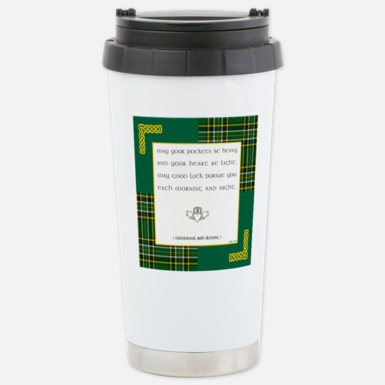 MAY YOUR POCKETS BE... Travel Mug