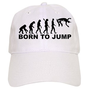 5229cbb2a10d0 High Jumper Hats - CafePress