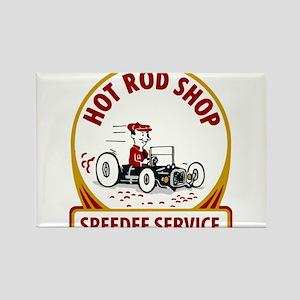 Hot Rod Shop Magnets