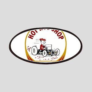 Hot Rod Shop Patch