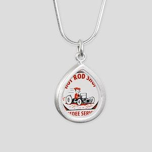 Hot Rod Shop Cartoon Necklaces