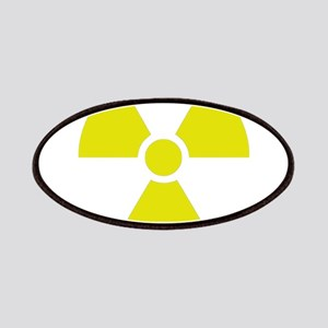 Radiation warning sign Patch