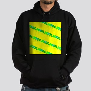 4 Leaf Clovers 23 St. Patricks Day Desi Sweatshirt