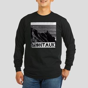 graphic montauk Long Sleeve T-Shirt