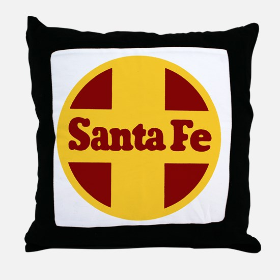 Unique Santa fe Throw Pillow
