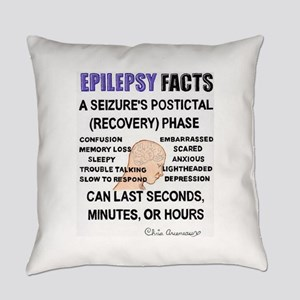 POSTICTAL PHASE Everyday Pillow