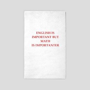 math Area Rug