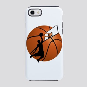Slam Dunk Basketball Player iPhone 8/7 Tough Case