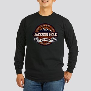 Jackson Hole Vibrant Long Sleeve T-Shirt