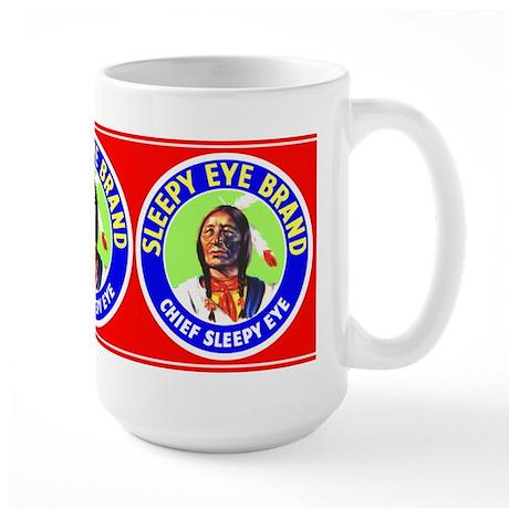 CHIEF SLEEPY EYE Large Mug