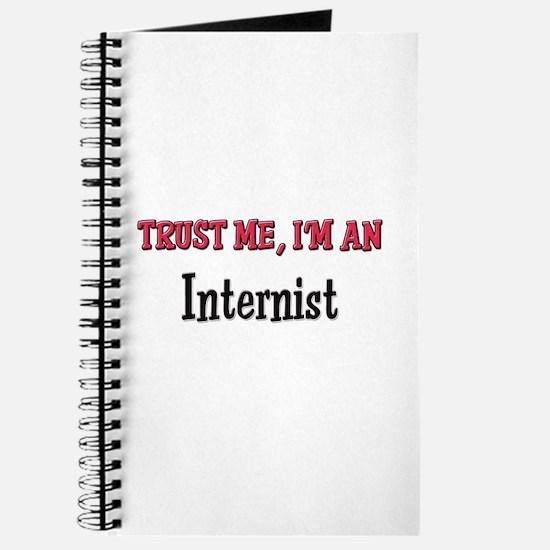 Trust Me I'm an Internist Journal