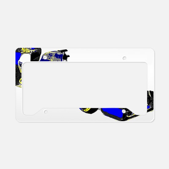 Unique Max License Plate Holder