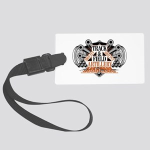 shot put artillery Luggage Tag