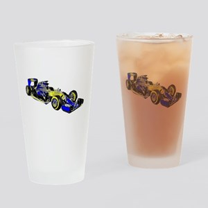 F 1 Drinking Glass