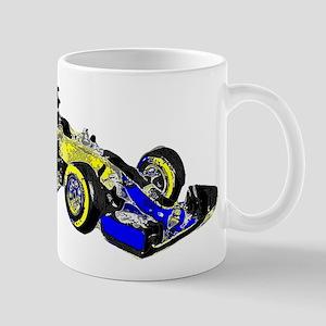 F 1 Mugs