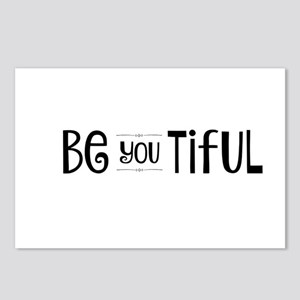 Be You Tiful Postcards (Package of 8)