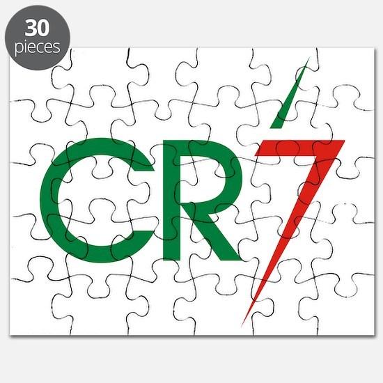 Unique Ronaldo Puzzle