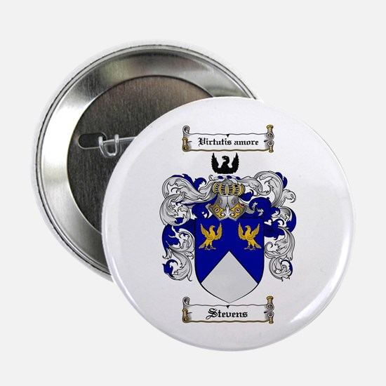 """Stevens Coat of Arms 2.25"""" Button (100 pack)"""