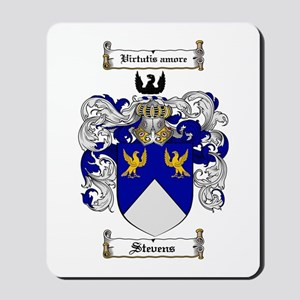 Stevens Coat of Arms Mousepad