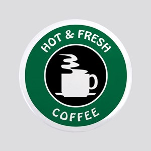 GIBBS COFFEE Button