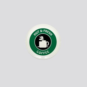 GIBBS COFFEE Mini Button