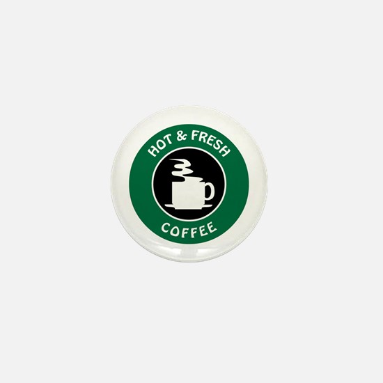 GIBBS COFFEE Mini Button