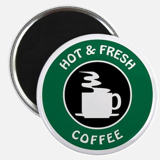 GIBBS COFFEE Magnet