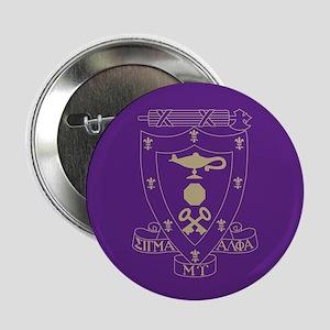 """Sigma Alpha Mu Crest 2.25"""" Button (100 pack)"""
