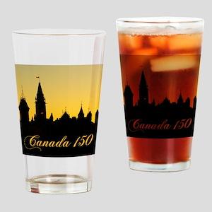 Parliament - Canada 150 Drinking Glass