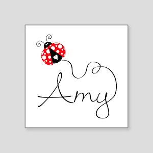 Ladybug Amy Sticker