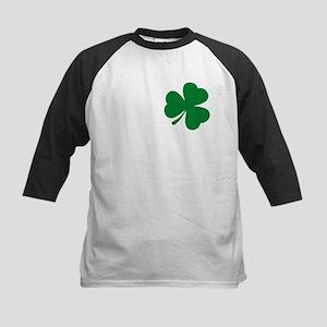 St Patrick's Day LOVE Shamrock Iri Baseball Jersey