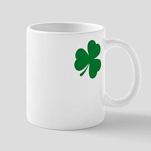 St Patrick's Day LOVE Shamrock Irish Mugs