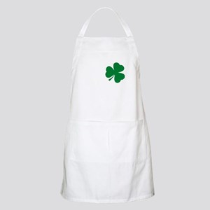 St Patrick's Day LOVE Shamrock Irish Apron