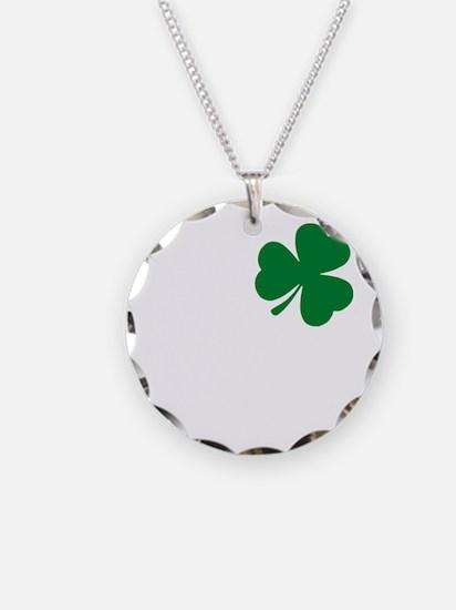 St Patrick's Day LOVE Shamro Necklace