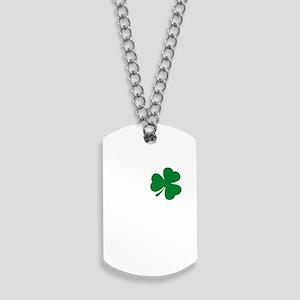 St Patrick's Day LOVE Shamrock Irish Dog Tags