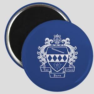 Tau Beta Sigma Crest Magnet