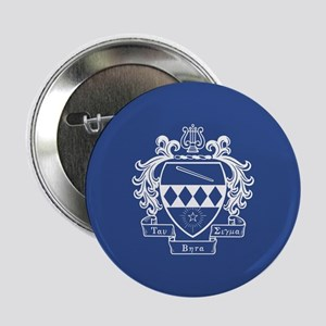 "Tau Beta Sigma Crest 2.25"" Button"
