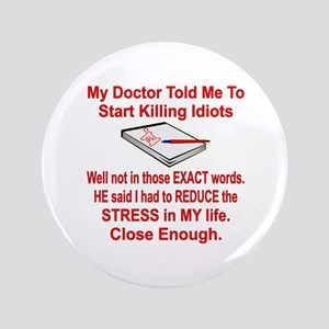Dr Said To Reduce Stress Button