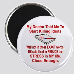 Dr Said To Reduce Stress Magnet