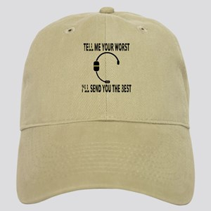 911 Dispatcher Hats - CafePress 11eda4d57447
