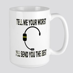 911 Dispatcher Mugs