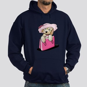 Girlie Doodle Hoodie (dark)