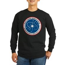 White Sands Missile Range Long Sleeve Dark T-Shirt