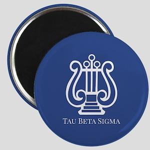 Tau Beta Sigma Logo Magnet