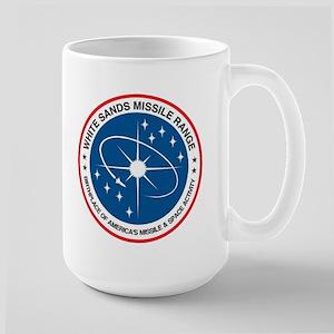 White Sands Missile Range Large Mug Mugs