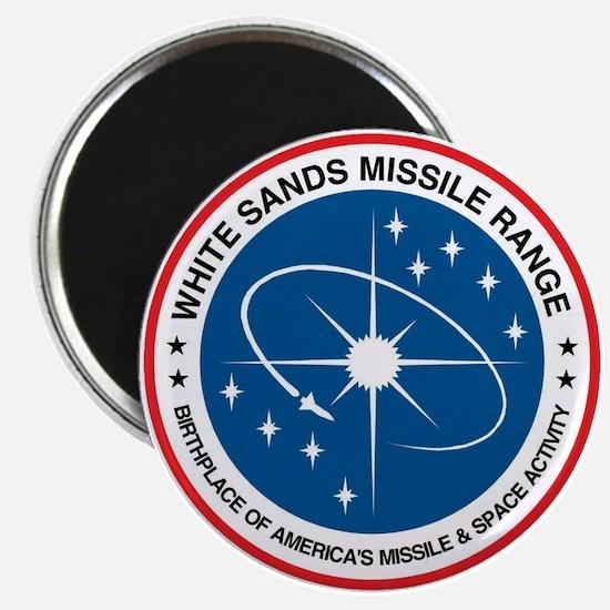 White Sands Missile Range Magnet Magnets