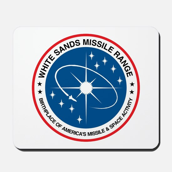White Sands Missile Range Mousepad